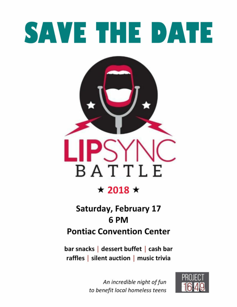Lip Sync Battle 2018 Save the Date poster